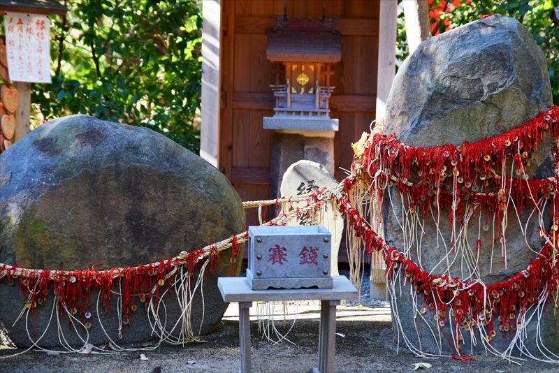 縁結びのエキスパート葛原岡神社