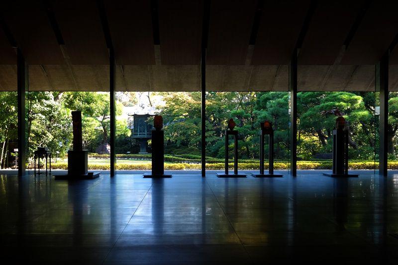 都会のオアシスを形作る『根津美術館』