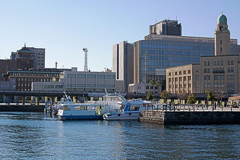 歴史を彩るパワースポット「横浜三塔」