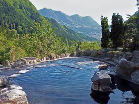 ワンコインで天空の露天風呂!長野県「馬曲温泉 望郷の湯」は絶景温泉|長野県|トラベルjp<たびねす>