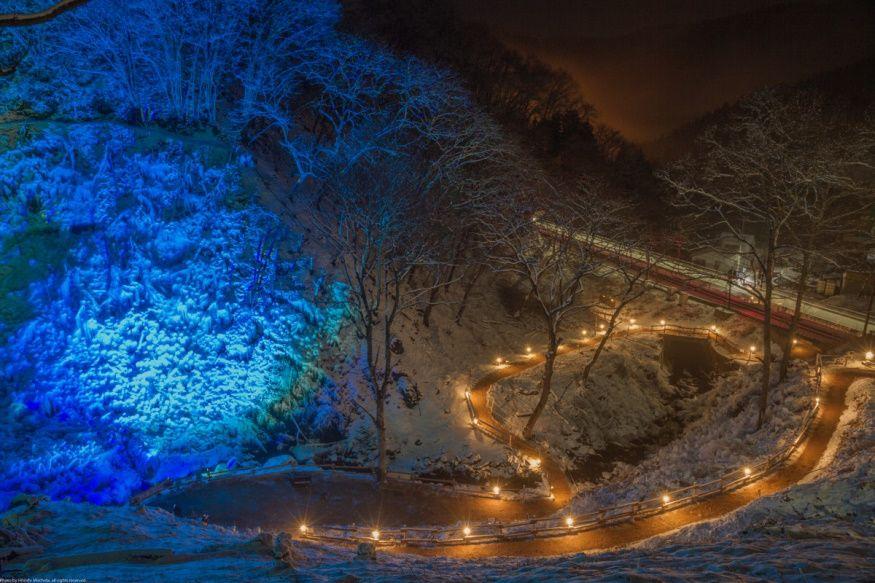 電車で行ける氷の絶景!秩父「あしがくぼの氷柱」は首都圏の別世界