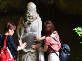 ファンキーな七福神たち!「鎌倉江の島七福神」は年中無休でご利益差し上げます|神奈川県|トラベルjp<たびねす>