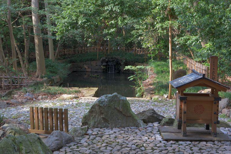 最強のパワースポットが、氷川神社発祥の地