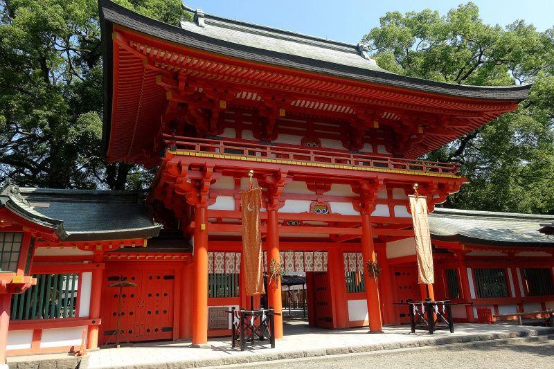 ご利益倍増!さいたま市「大宮氷川神社」の隠れパワースポット
