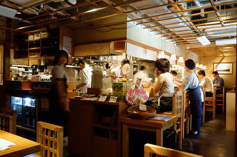 ミシュランに掲載された蕎麦屋「蕎楽亭」