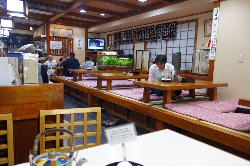 山田太一氏もお気に入り老舗蕎麦屋「翁庵」