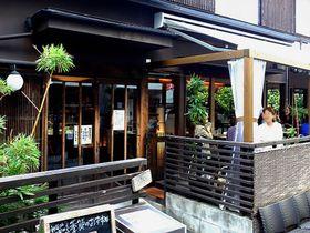 ザ・隠れ家!「神楽坂茶寮本店」は一軒家和カフェの定番