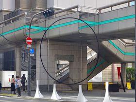 """昭和記念公園への寄り道アート!「ファーレ立川」で謎の""""マル""""を探そう"""