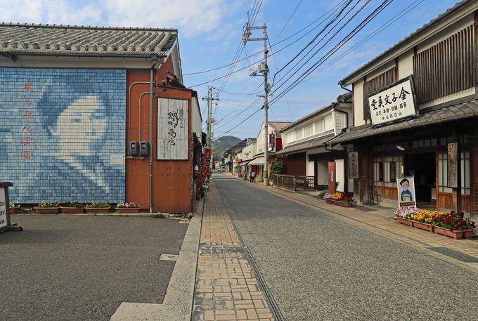 仙崎の豊かな自然に育まれた童謡詩人