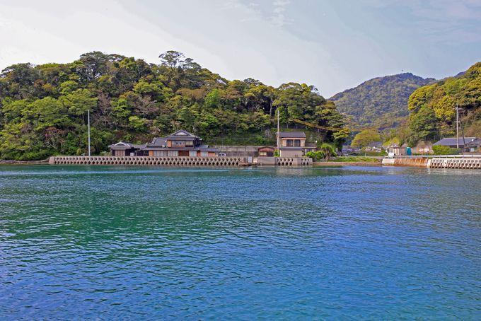 みすゞの詩に登場する仙崎の海