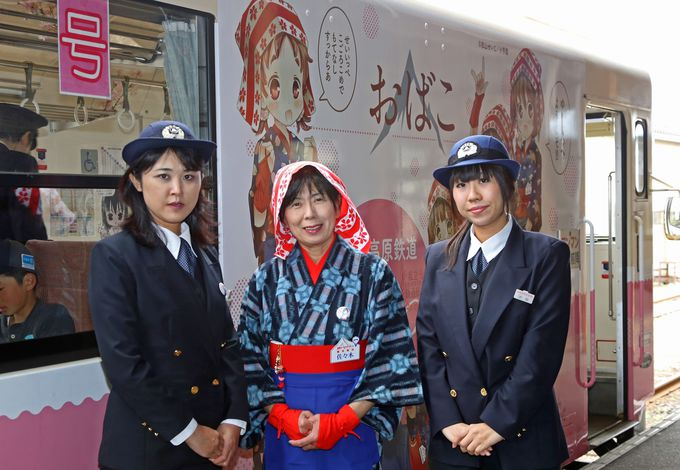 秋田・由利高原鉄道〜「まごころ列車」やイベント列車が走る鳥海山麓のローカル線