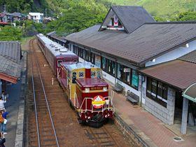 途中下車を楽しもう!わたらせ渓谷鐵道のユニークな2つの駅