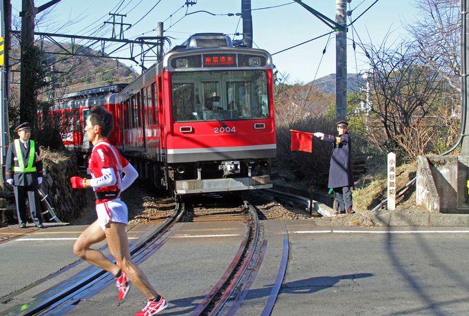 3カ所のスイッチバックで「天下の嶮」箱根に登る箱根登山鉄道
