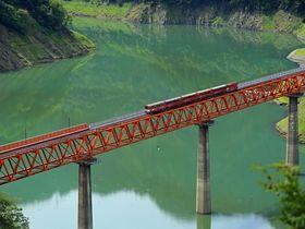 静岡・大井川鐵道井川線〜絶景をゆくトロッコ列車の旅