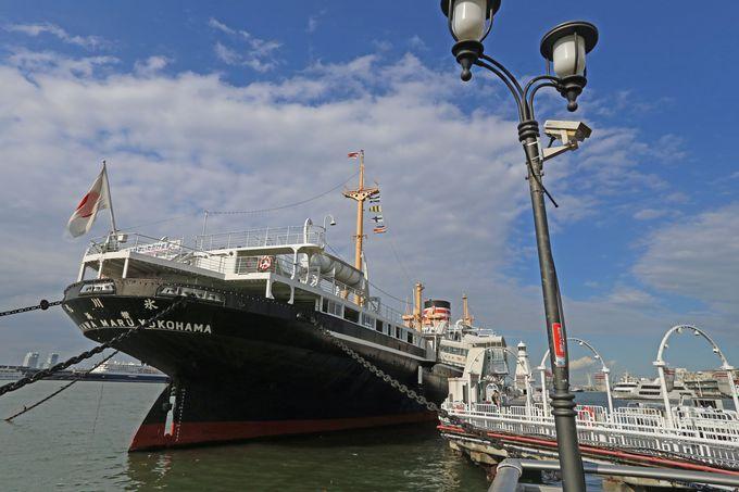 海を渡る旅の魅力を再発見しよう!横浜港のシンボル「氷川丸」と「帆船日本丸」
