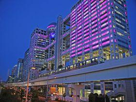 ミシュランにも登場!「新交通ゆりかもめ」で東京の絶景を楽しもう