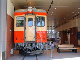 駅はテーマパーク!?糸魚川駅「ジオステーション ジオパル」で遊ぼう|新潟県|トラベルjp<たびねす>