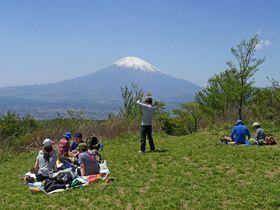 新幹線利用でアクセスも抜群!富士山の展望台、矢倉岳に登ろう|神奈川県|トラベルjp<たびねす>