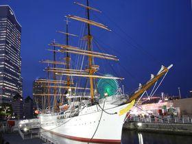 横浜港の「帆船日本丸」で、海のロマンを体感しよう!|神奈川県|トラベルjp<たびねす>