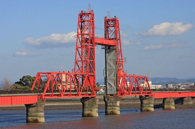 昭和の証言者「筑後川昇開橋」は重要文化財&機械遺産
