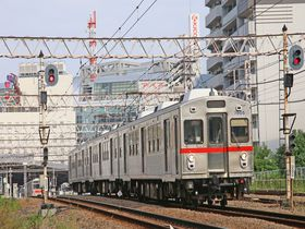 3両編成が走る東京急行池上線で下町情緒を楽しもう!|東京都|トラベルjp<たびねす>