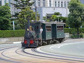 「坊っちゃん列車」で昔ながらの松山を楽しもう!|愛媛県|トラベルjp<たびねす>