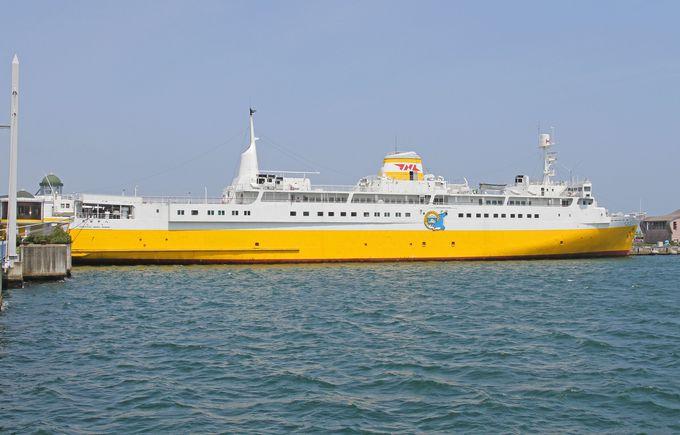 1988(昭和63)年まで運航された最後の青函連絡船
