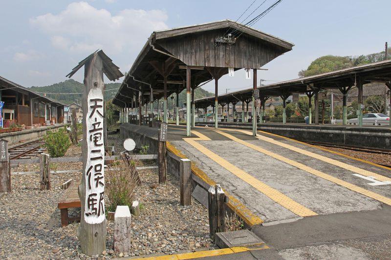 静岡・天竜二俣駅に残る古き良き「国鉄」時代の面影