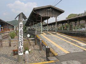 静岡・天竜二俣駅に残る古き良き「国鉄」時代の面影|静岡県|トラベルjp<たびねす>