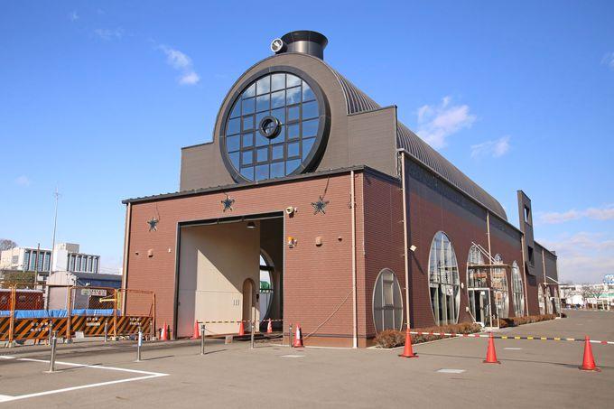「SLキューロク館」で走る蒸気機関車を見よう