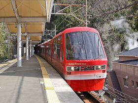 伊豆急行「リゾート21キンメ電車」で伊豆の魅力を満喫しよう|静岡県|トラベルjp<たびねす>