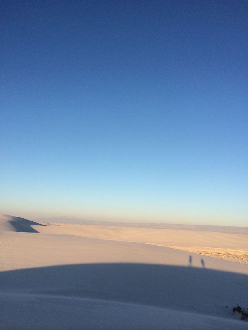 アメリカニューメキシコ州ホワイトサンズで真っ白な世界を体感しよう☆