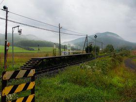 山間の平地にポツンと佇む秘境駅。北海道・石北本線「生野駅」|北海道|トラベルjp<たびねす>