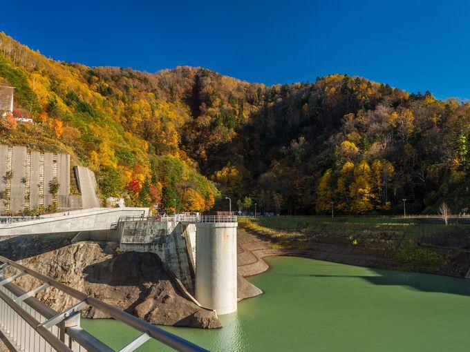 5.豊平峡ダム/北海道