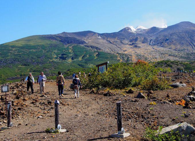 富良野盆地も一望!十勝岳望岳台で山岳風景を堪能しよう