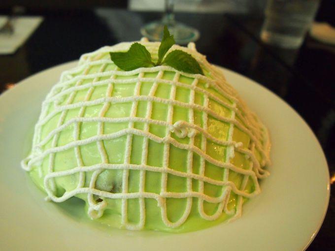 メロンパンケーキはメロンパンそっくり!