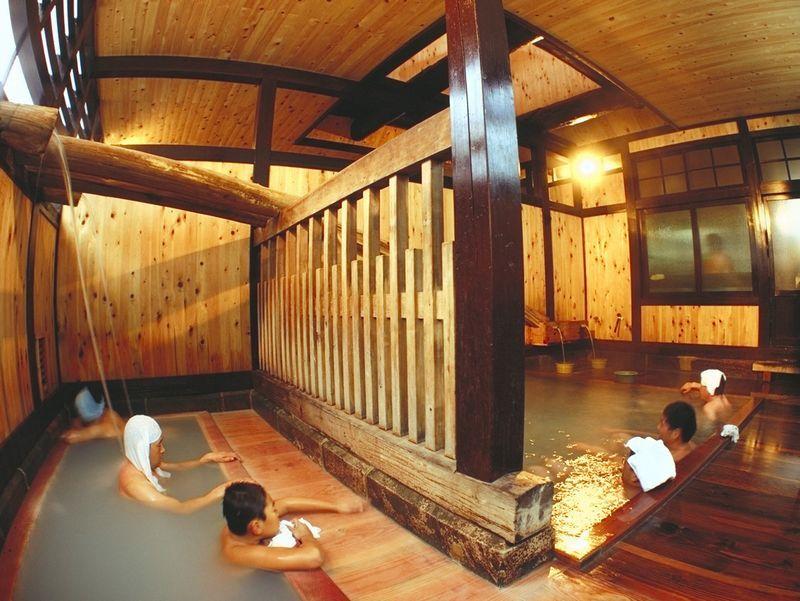 3.鳴子温泉(鳴子温泉郷)