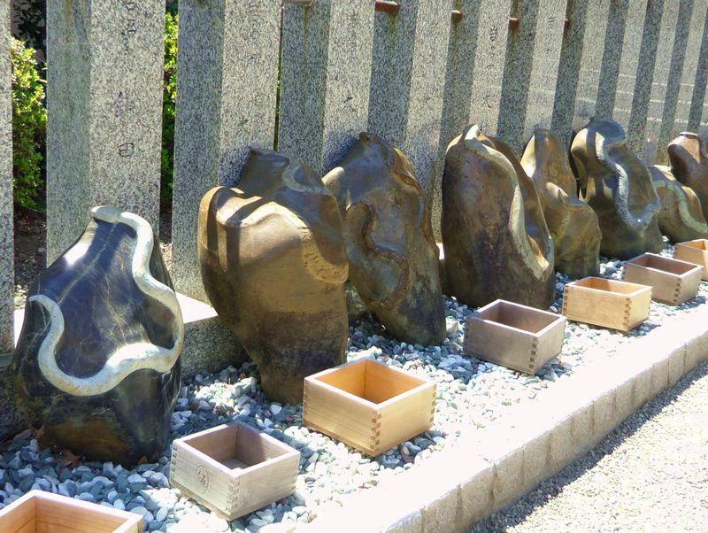 摩訶不思議な珍石〜蛇紋石の参拝方法