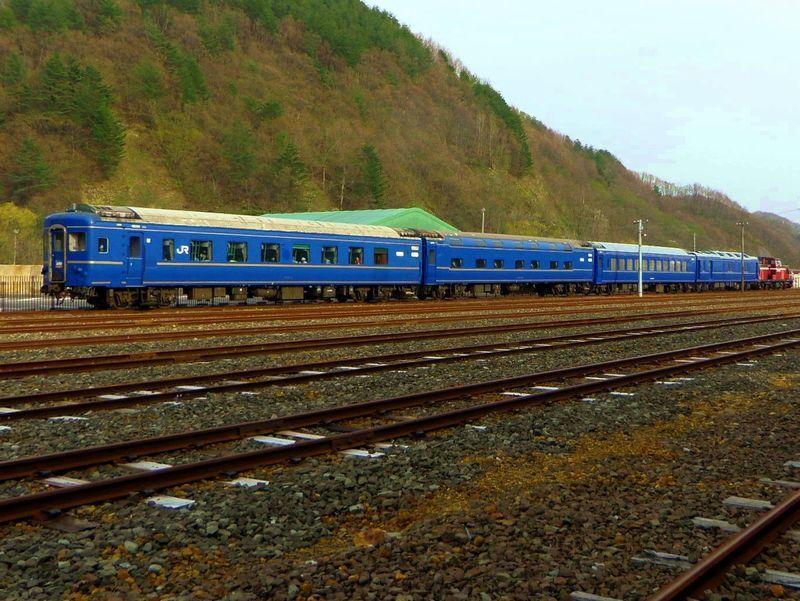 列車ホテル「ブルートレインあけぼの」で夜汽車の旅情を満喫!秋田・小坂鉄道レールパーク