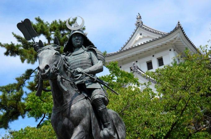 大垣のシンボル「大垣城」
