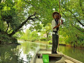 緑、蒲焼き、川面に響く船頭歌。旅情満喫の福岡「水郷柳川」|福岡県|トラベルjp<たびねす>