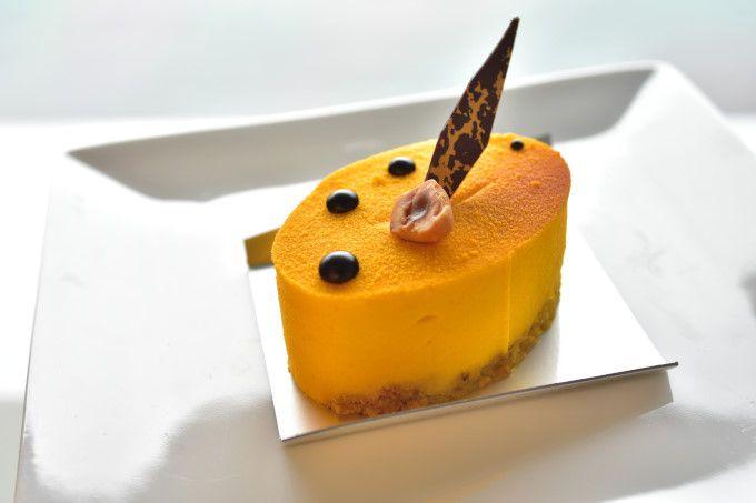 ケーキは至福、作品魅惑!朝ドラで注目の能登「辻口博啓美術館」