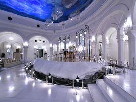 心ときめく氷の城。プリンセス気分に浸る「雪の美術館」旭川|北海道|トラベルjp<たびねす>
