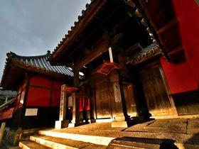 心をえぐる血みどろの壁。苛烈な聖域・中津市「合元寺」