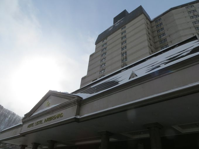 スキーだけじゃない♪猪苗代湖を一望できる大型リゾートホテル!!