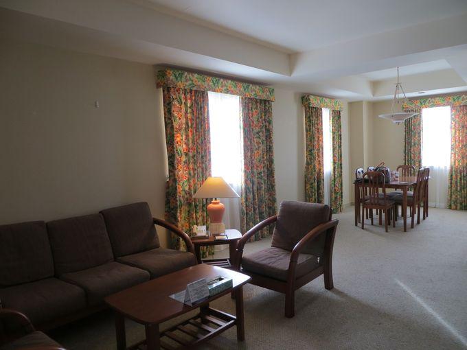 家族みんなが大満足♪広々リビング+3ベッドルームの贅沢空間♪
