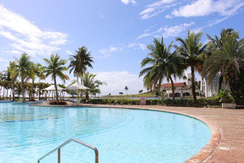 レオパレスリゾートグアムで快適ステイ♪広〜いお部屋で3世代旅行を楽しもう!