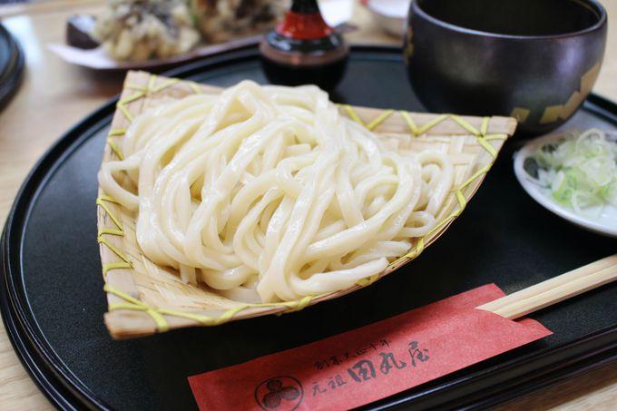 群馬観光で食したい名物グルメ!伊香保が誇る日本三大うどん「水沢うどん」