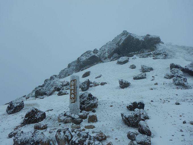 雪山を登って到達する秘湯中の秘湯!福島・冬の「くろがね温泉」