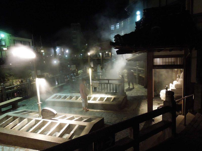夢千代の里で夢探し〜日本最高温98℃の湯村温泉